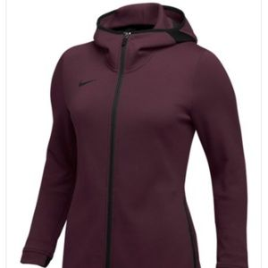 NIKE ZIP UP SPORTS/RUNNING DRY SHOWTIME HOODIE FZ